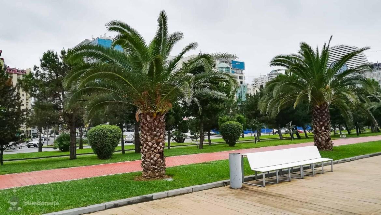 Promenada Batumi sau Boulevard 1881