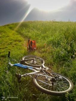 Bicicleta- soc - maci si natura la Manastirea Tiganesti_13