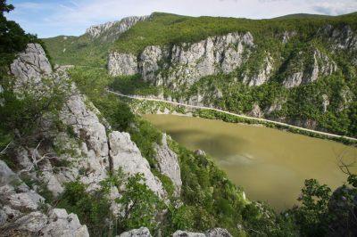 Pe Ciucarul Mic - Defileul Dunarii