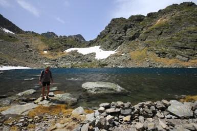 Fagaras traseu Piscul Negru - Lacul Caltun_23