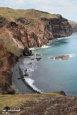 Stancaraie si abrupturi - peninsula Sao Lourenco