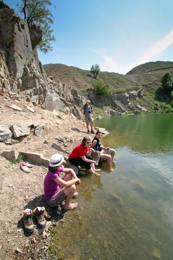 Lacul Iacobdeal - Turcoaia - Muntii Macin
