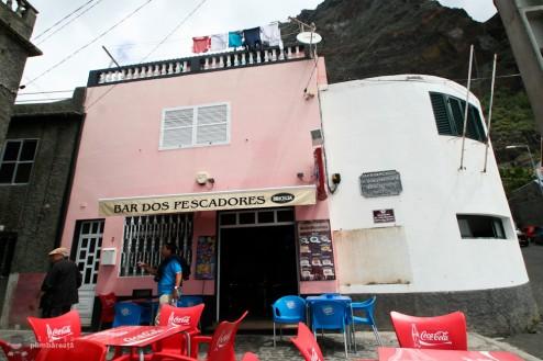 Bar dos pescadores - Paul do Mar