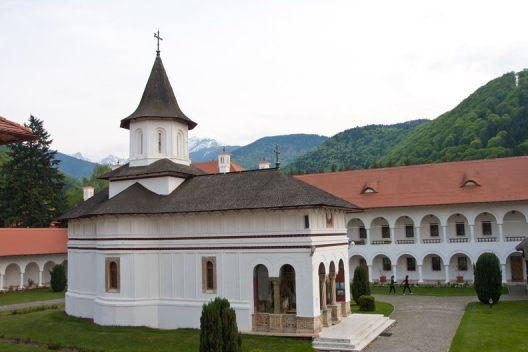 Manastirea Brancoveanu - Sambata de Sus