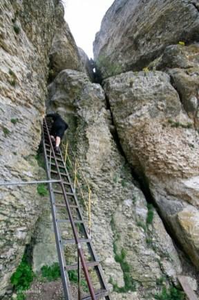 Manastirea si pestera Sfantului Ioan Casian - Dobrogea_19