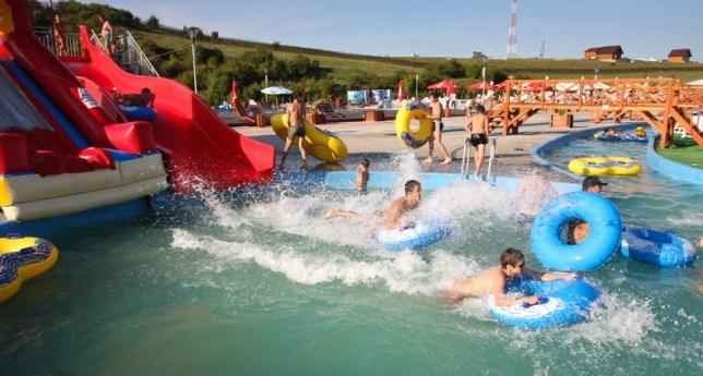 Parcul balnear Baile Figa - Beclean 110