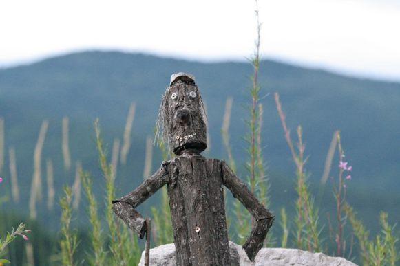 "Omulet de lemn ""hand made"" - Pensiune Camping Gyopar"