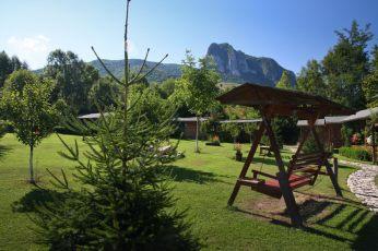 Balansoarul magix - Pensiune Camping Gyopar