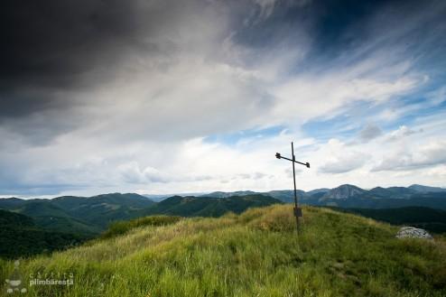 Piatra Cetii - Piatra Bulzului - Piatra Craivii - Muntii Trascau_35