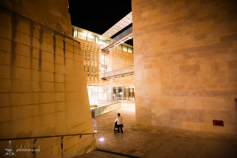 Cladirea Parlametului - Valletta