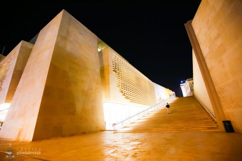 Arhitectura in Valletta