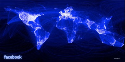 Facebook Map by Facebook