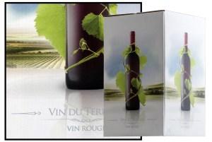 Bag in box vin