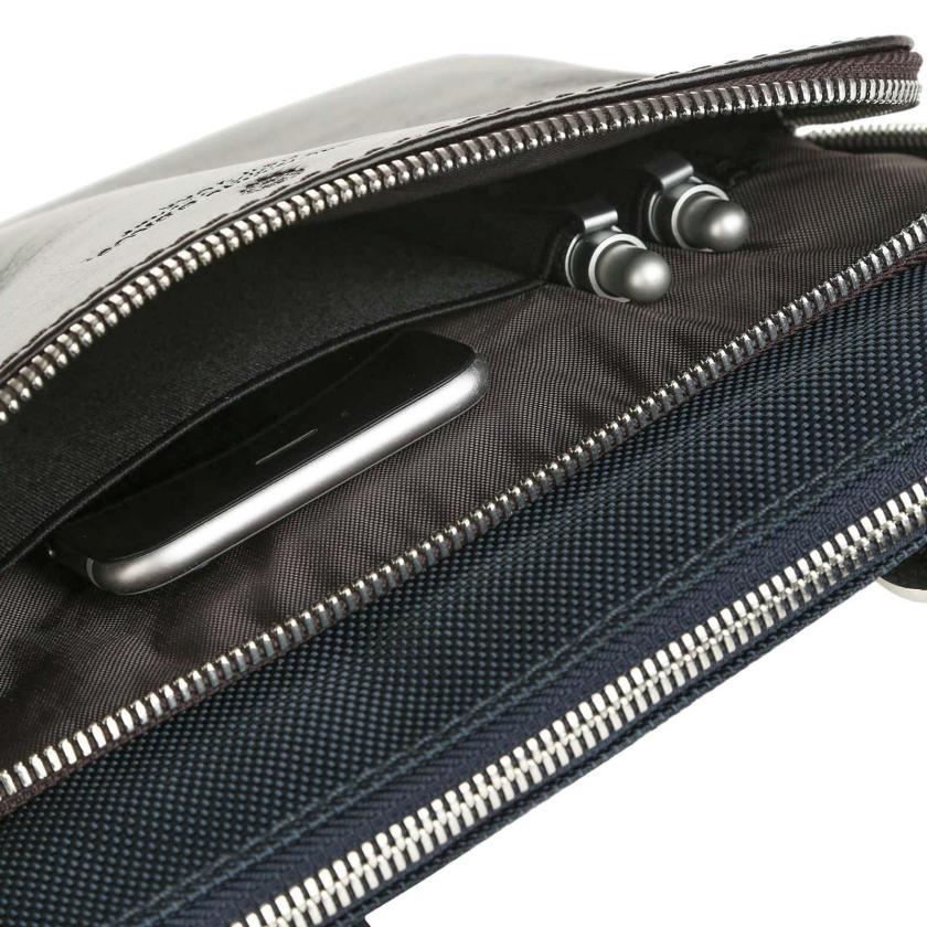 Spalding&Bros - Metropolitan - Borsello curvato - Cartoleria Rossi Mantova