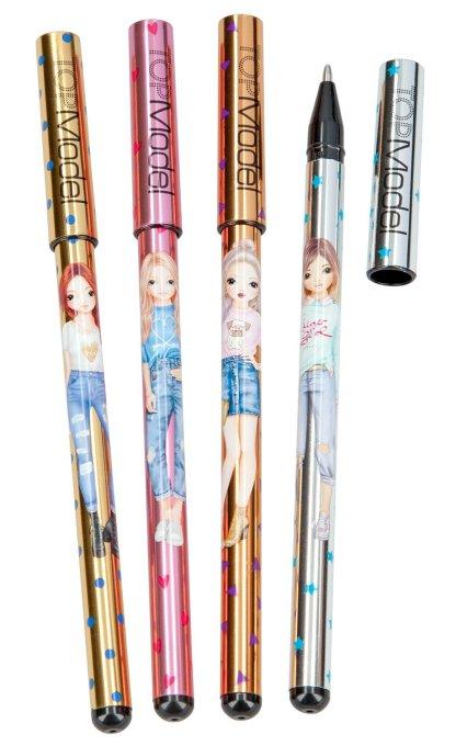 penne glitterate metalizzate