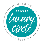 Private Luxury Circle 2018 member badge