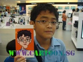 sony-live-digital-caricature-event-singapore-2