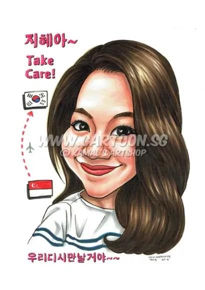2016-06-29-Caricature-singapore-korea-mugshot-pretty
