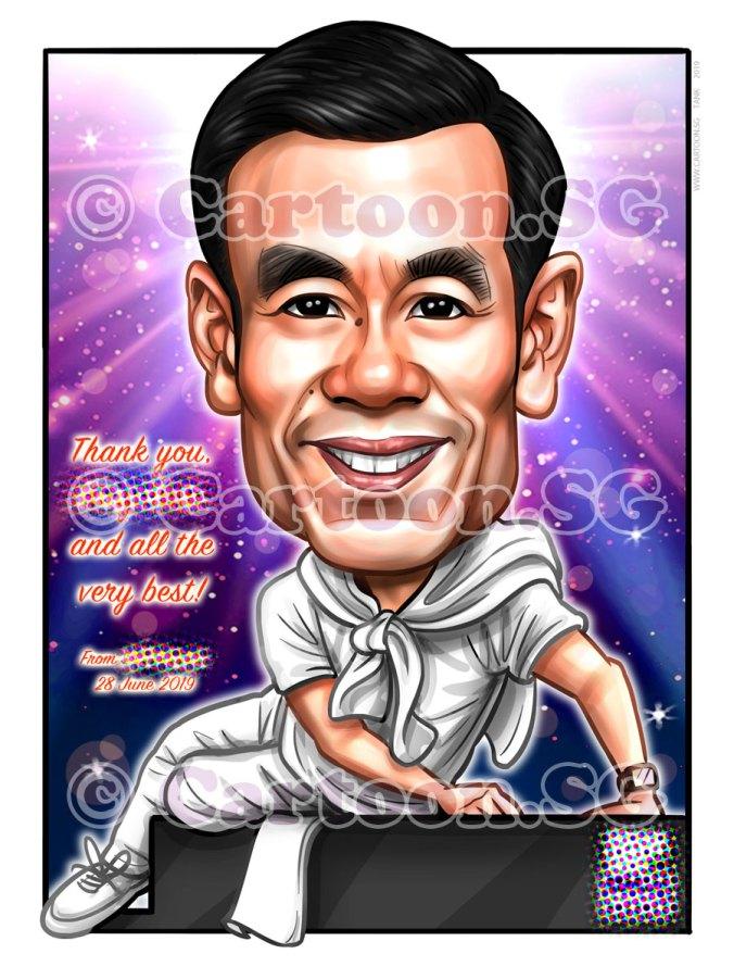 20190607-Caricature-Singapore-digital-perfomer-artist-dancer