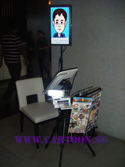 Digital Set-up