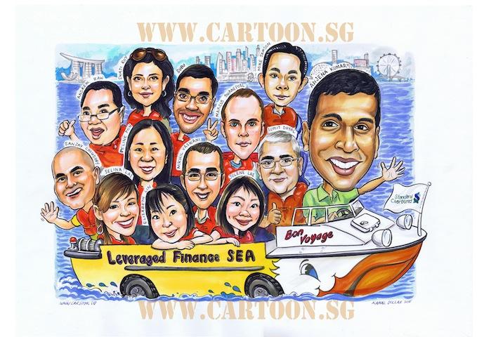 2011-05-25-standard chartered-ducktour-singaporebay-group-caricature-480px