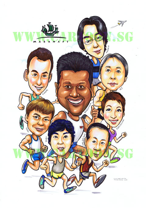 Cartoon Gift,Sport