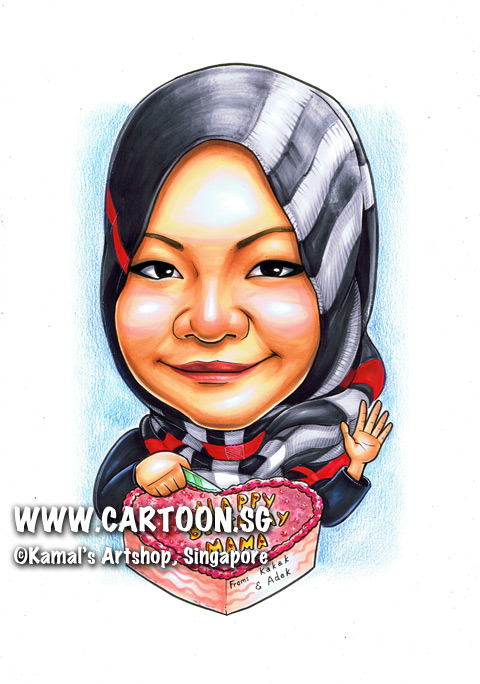 singapore caricature cartoon art drawing fun drums electric guitar wedding suit vans sneakers colourful lights colour color colorful white dress veil drumset metal red couple drive in celebration happy bright smiling band music rock dance dancing teeth love romance heart psychedelic