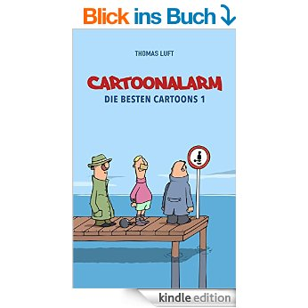 Thomas Luft, Cartoons, Lustig, Buch, eBook