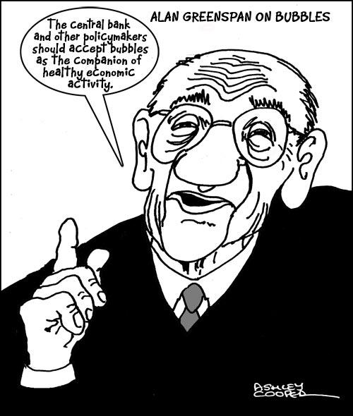 bubbles-Greenspan