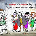 Women's Day Reality