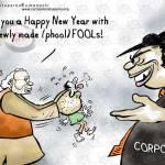 A Political New Year Wish