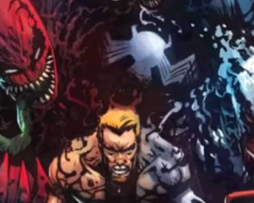 quienes son Venom y los simbiontes