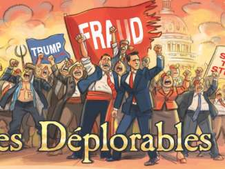 Les Deplorables by R.J. Matson, CQ Roll Call