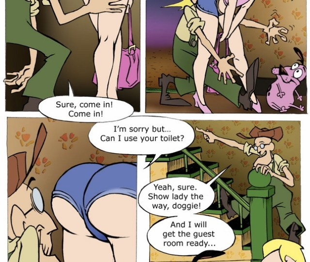 Cartoon Xxx