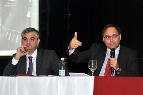Marcelo Benacchio e Vicente de Abreu Amadei