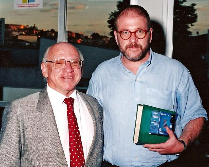 Elvino Silva Filho e Sérgio Jacomino