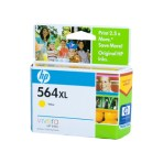 HP #564 Yellow XL Ink CB325WA