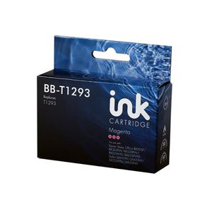 Epson T1293 Compatible magenta Ink Cartridge 1