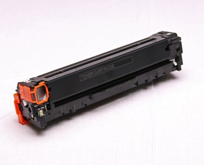 Compatible HP CF532a Yellow laser toner cartridge 1