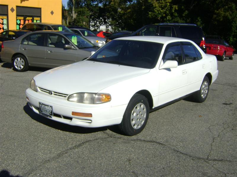 1996 Toyota Camry LE For Sale, Salem MA, 4 Cylinder,WHITE