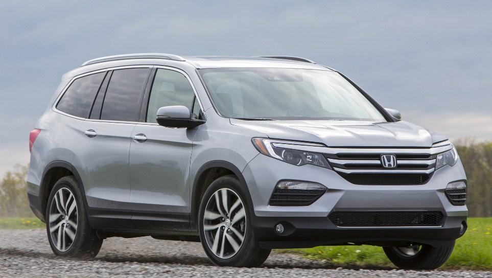 2019 Honda Pilot Release Date Price Changes Specs