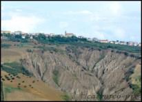 """2012, Sept. - Atri, """"calanchi"""" - Abruzzo"""