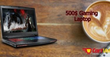 Best Gaming Laptop Under 500