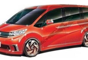 Honda Freed Facelift