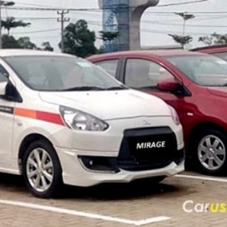 Review Mitsubishi Mirage indonesia 2012-2015
