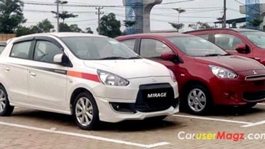 Review Mitsubishi Mirage indonesia 2012-2015