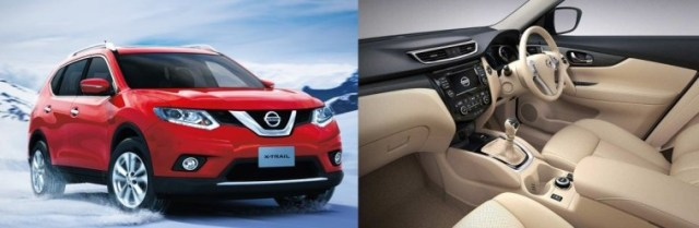SUV 7-seater Indonesia - Nissan X-Trail 2014