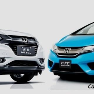Recall Honda Jazz dan HRV