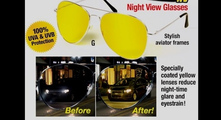 Review Night View Glasses