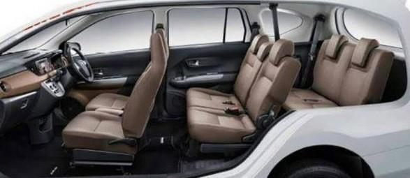 kabin Toyota Cayla